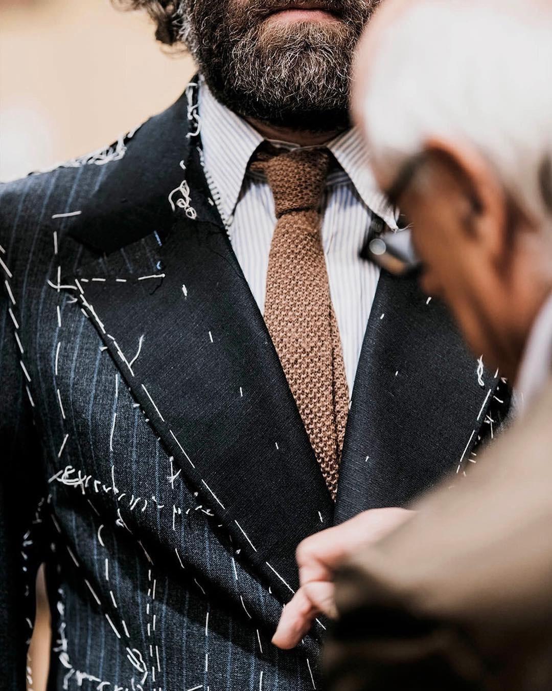 Bespoke suitmaker