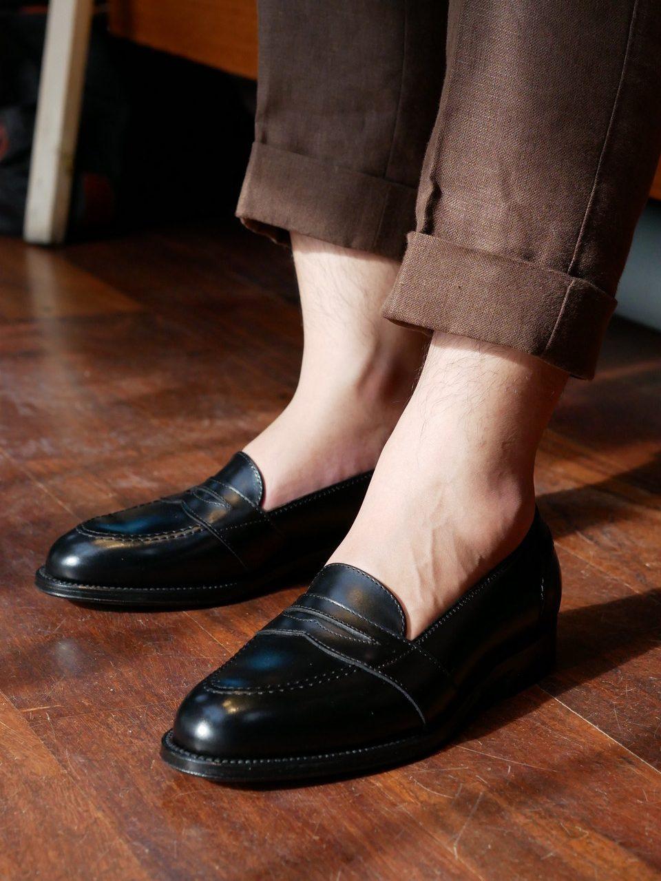 รองเท้า Alden Penny Full Strap