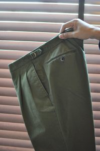 Echizenya trousers - Made in Japan