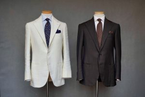 Neapolitan Suit by Sartoria Raffaniello
