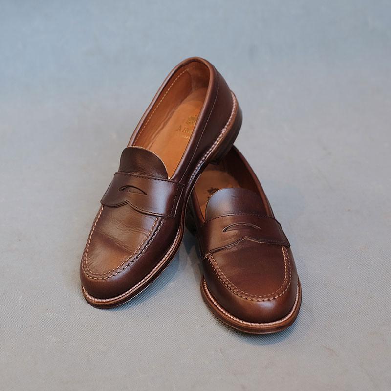 Alden LHS Penny Loafers
