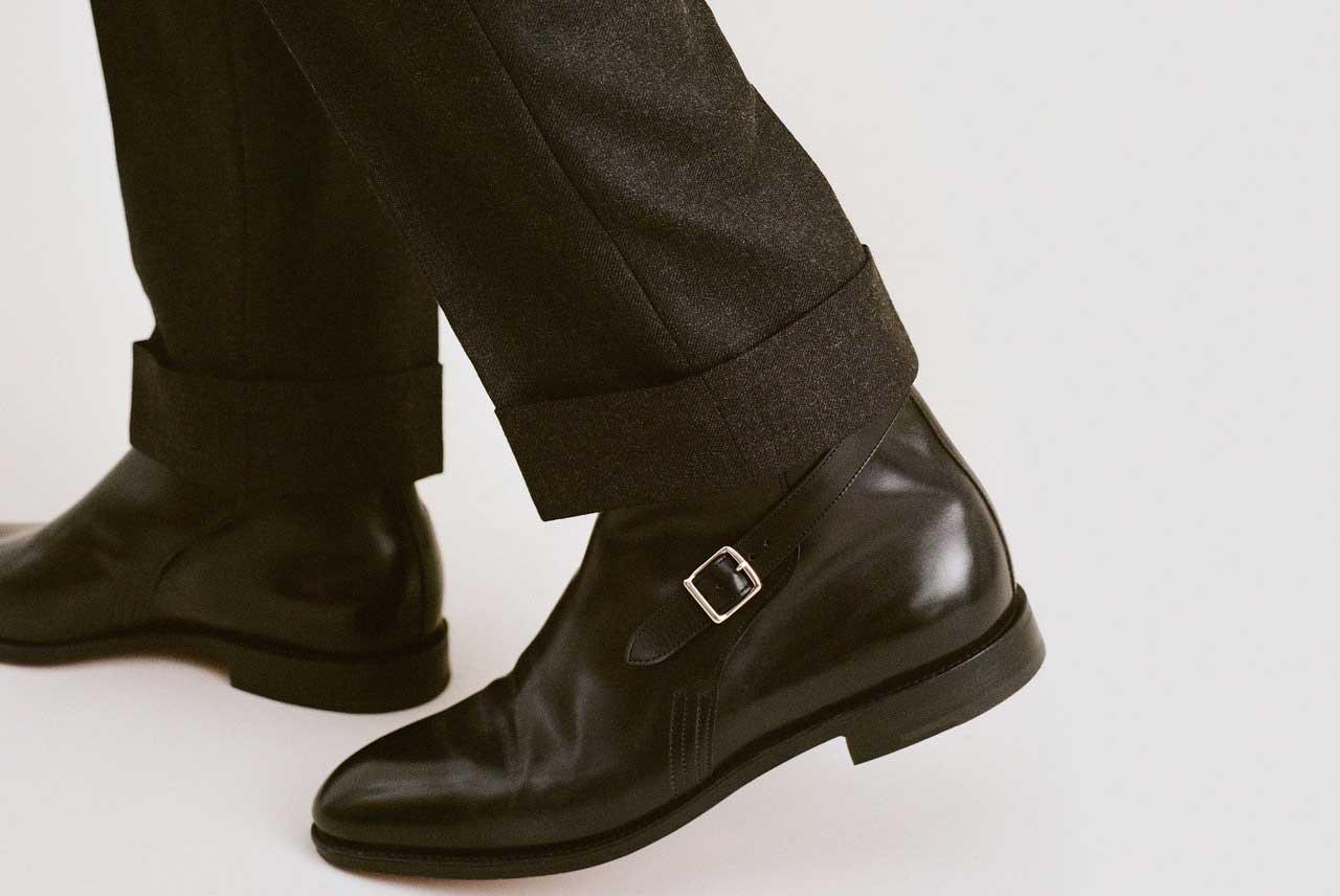 Abbot Boots