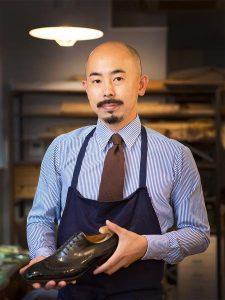 Yohei Fukuda ช่างทำรองเท้าชื่อดังจากญี่ปุ่น