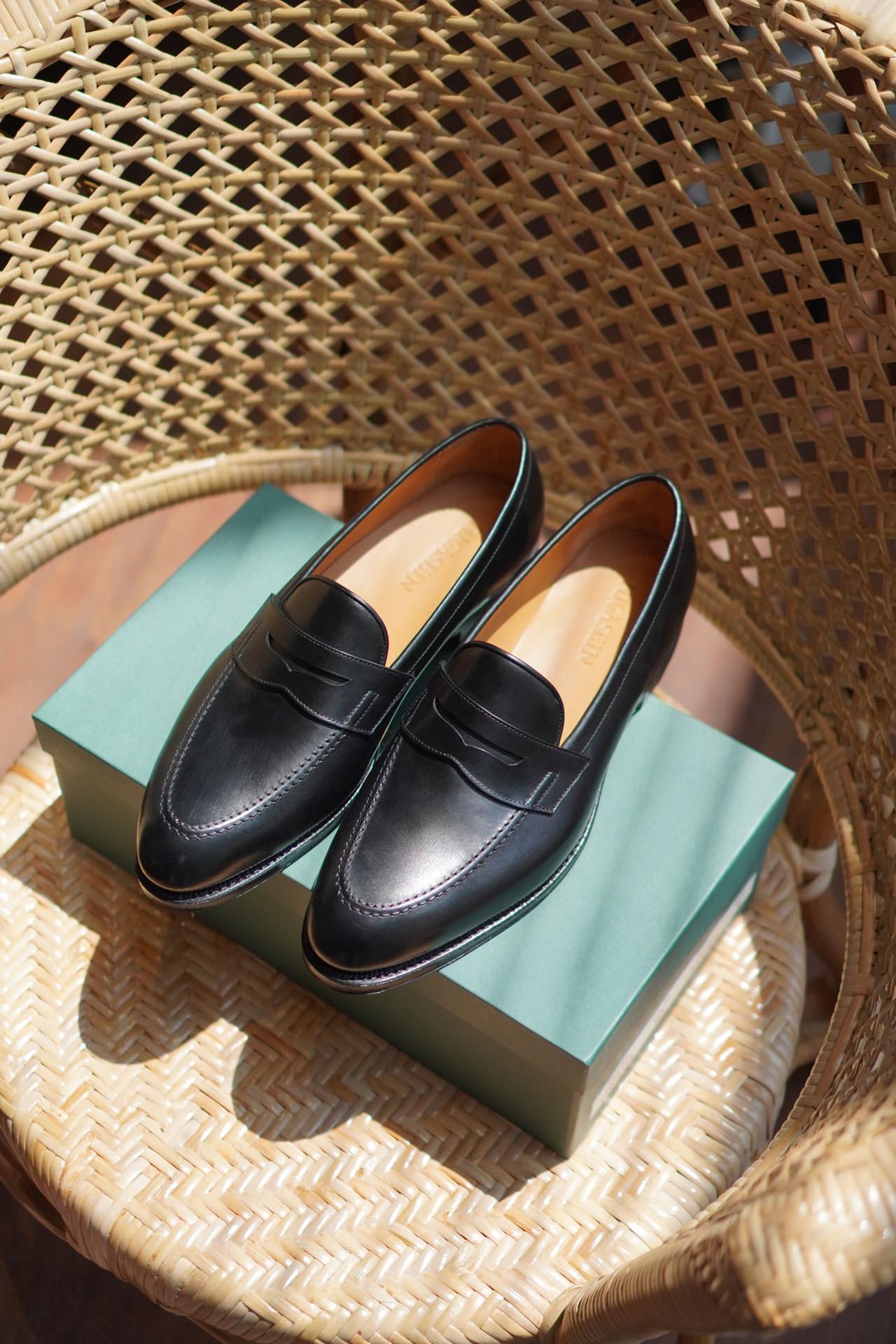 รองเท้า Penny Loafers จาก Fugashin