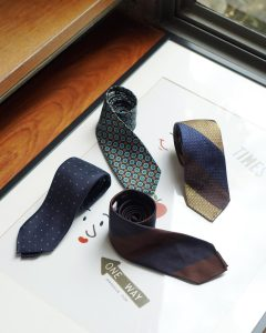 The Decorum Tie Collection