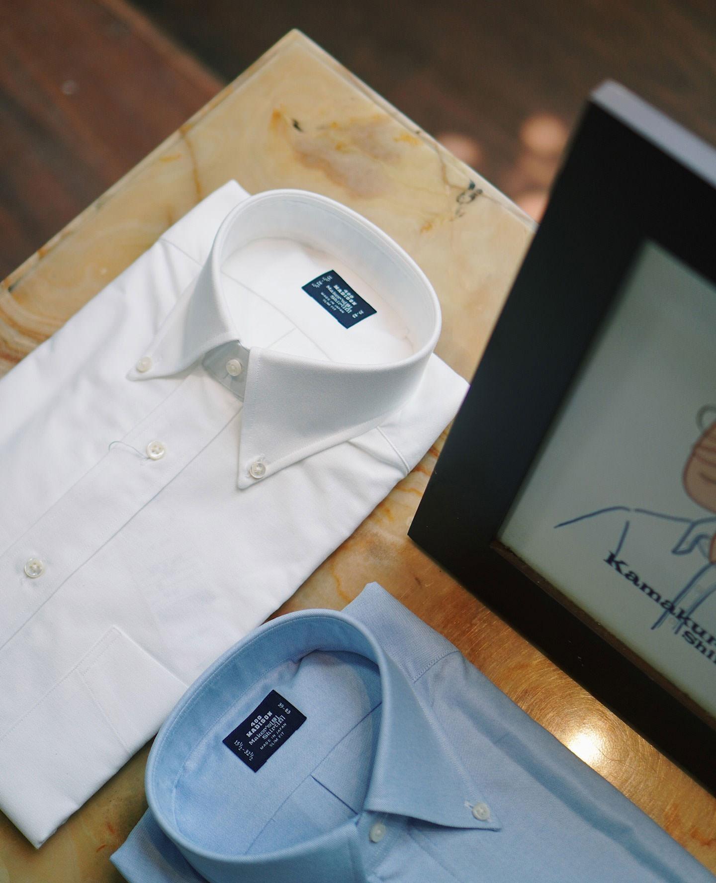 เสื้อเชิ้ต ผ้า Oxford