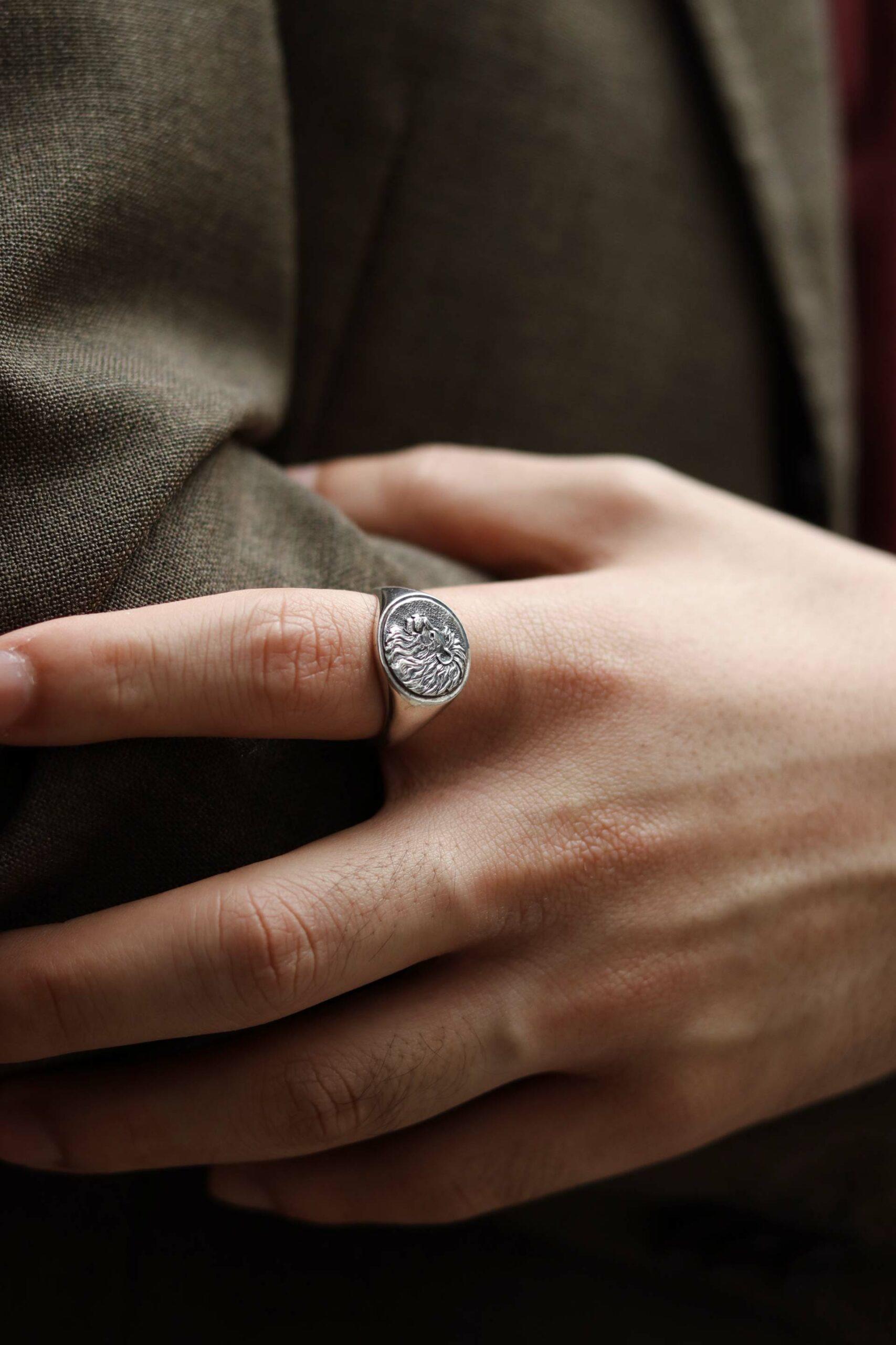 Signet Ring จาก BBO.BOUNDBYOATH
